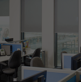 universal fabric blinds for office