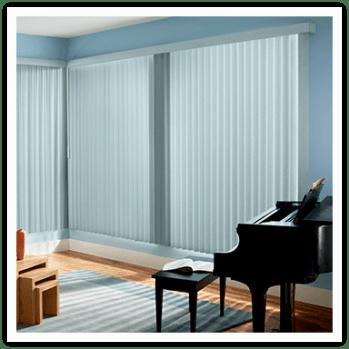 vertical blinds about compressor 1
