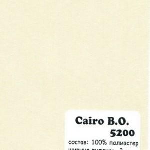 CAIRO B.O. 5200