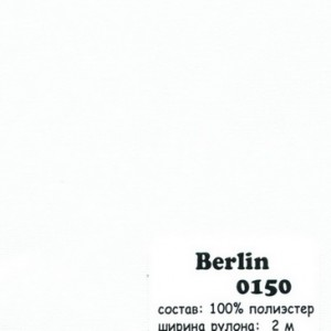 BERLIN 0150