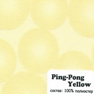 PING PONG YELLOW