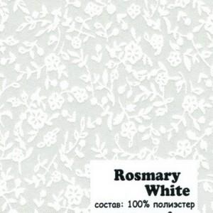ROSMARY WHITE